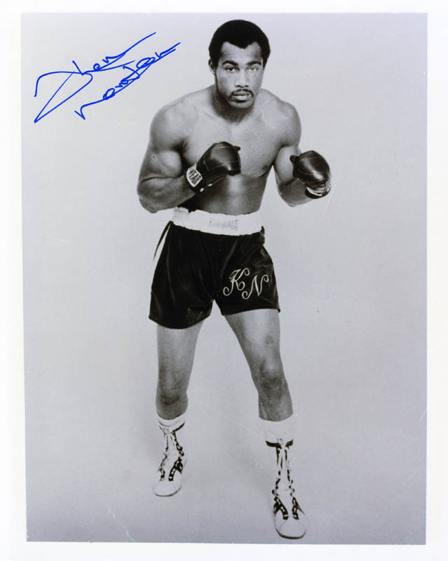 Image 1 for Ken Norton - Autographed Signed Photograph - HFSID 276245