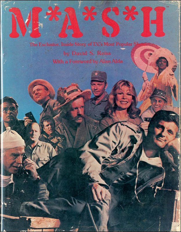 Image 1 for M*a*s*h TV Cast - Inscribed Book Signed with co-signers - HFSID 276314