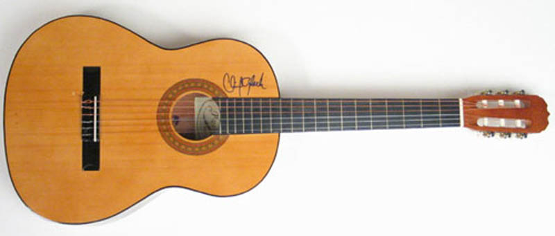 Image 1 for Clint Black - Guitar Signed - HFSID 276341