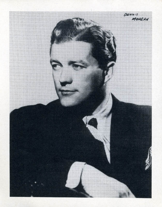 Image 1 for Dennis Morgan - Photograph Unsigned - HFSID 276497