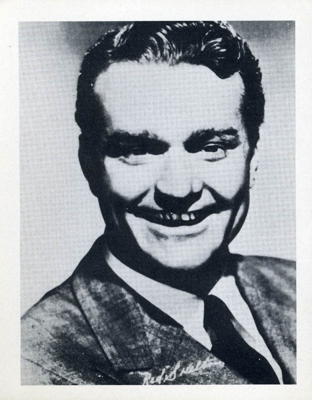 Image 1 for Red Skelton - Photograph Unsigned - HFSID 276516