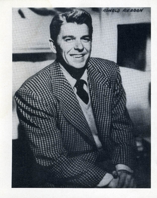 Image 1 for President Ronald Reagan - Photograph Unsigned - HFSID 276553