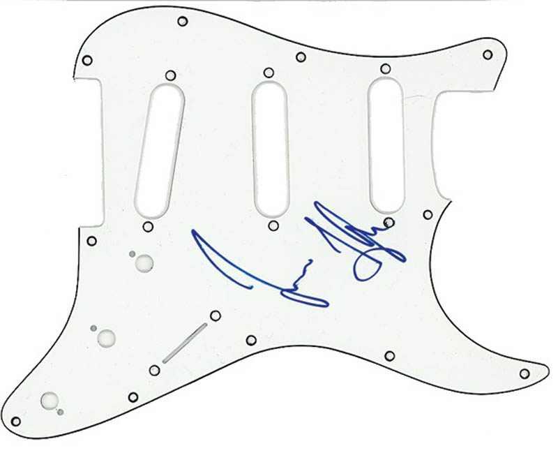 Image 1 for James Taylor - Pick Guard Signed - HFSID 276628