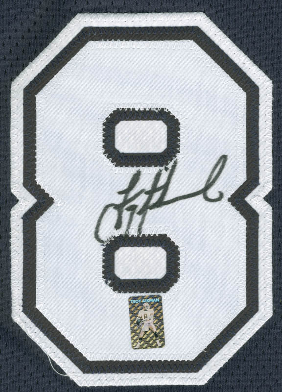 Image 3 for Dallas Cowboys - Jersey Signed co-signed by: Troy Aikman, Michael Irvin - HFSID 276669
