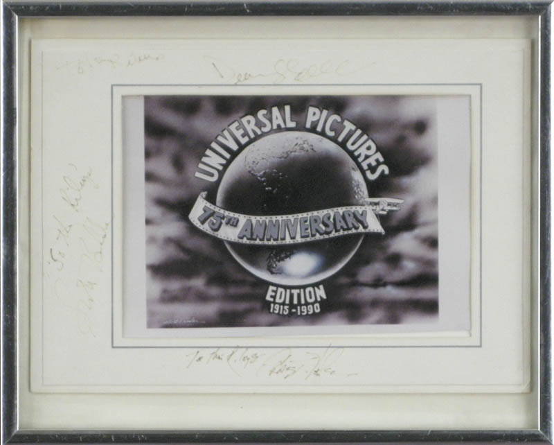 Image 1 for Craig T. Nelson - Photograph Mount Signed co-signed by: Dean Stockwell, Scott Bakula - HFSID 276860
