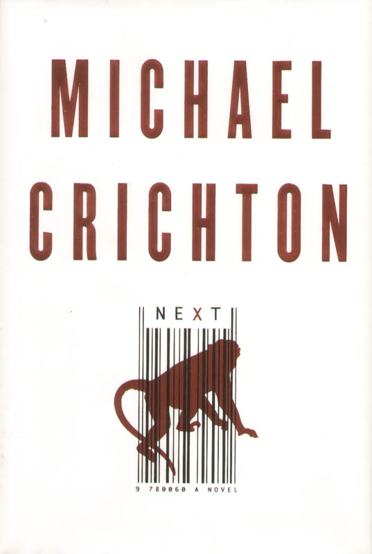 Image 3 for Michael Crichton - Book Signed Circa 2006 - HFSID 276878
