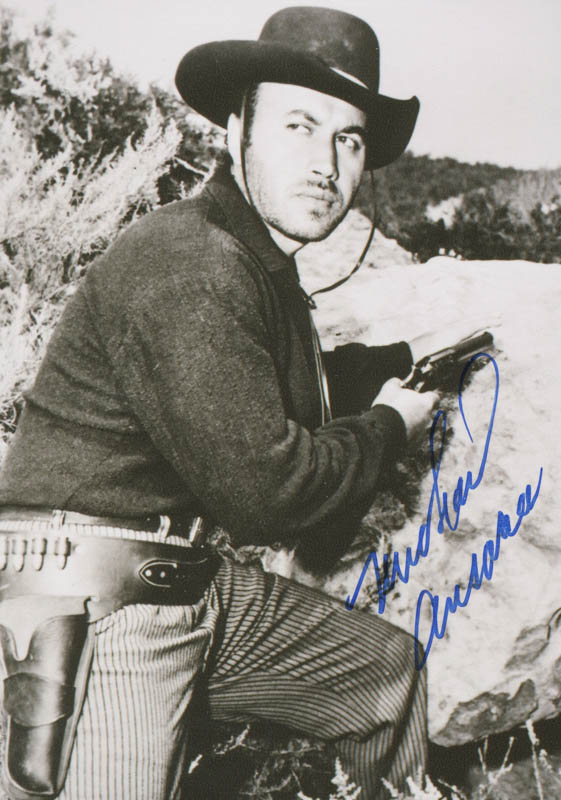 Image 1 for Michael Ansara - Autographed Signed Photograph - HFSID 276999