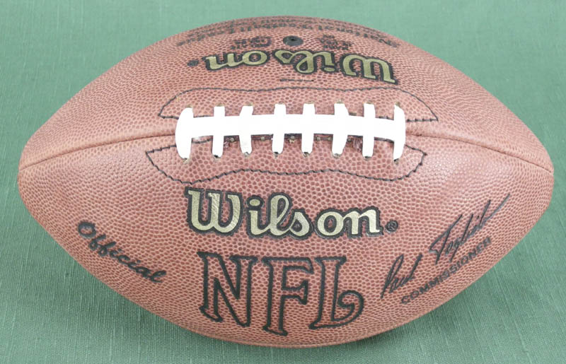 Image 4 for Hall Of Fame Football - Football Signed with co-signers - HFSID 277322