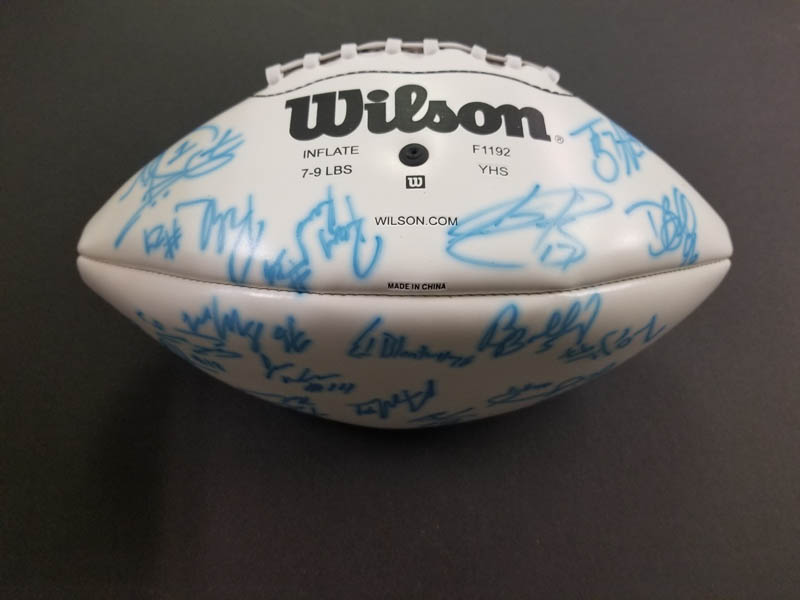 Image 1 for New York Jets - Football Signed with co-signers - HFSID 277329