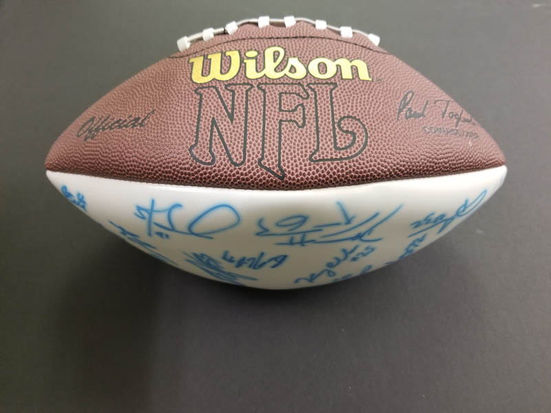 Image 4 for New York Jets - Football Signed with co-signers - HFSID 277329