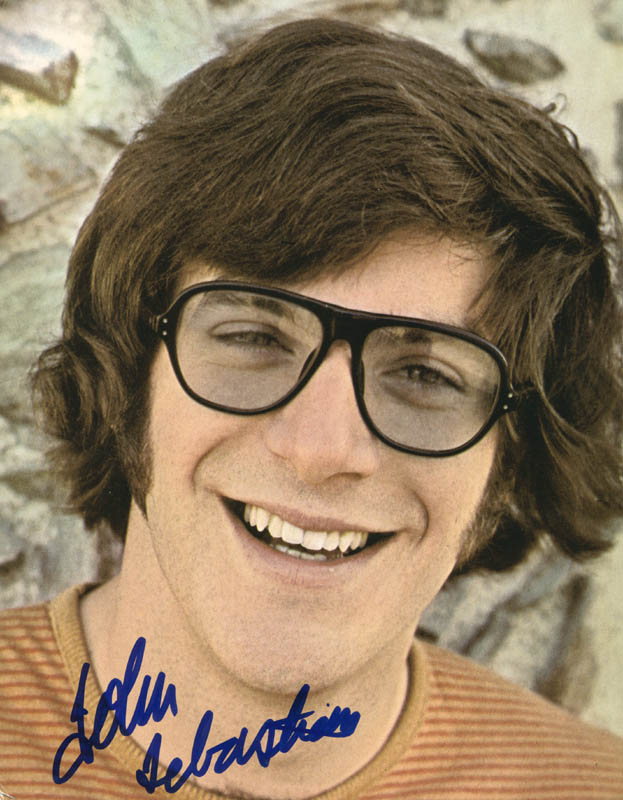 Image 1 for Lovin' Spoonful (John Sebastian) - Autographed Signed Photograph - HFSID 277353