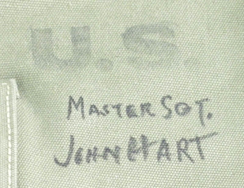 Image 3 for John Hart - Ephemera Signed - HFSID 277364