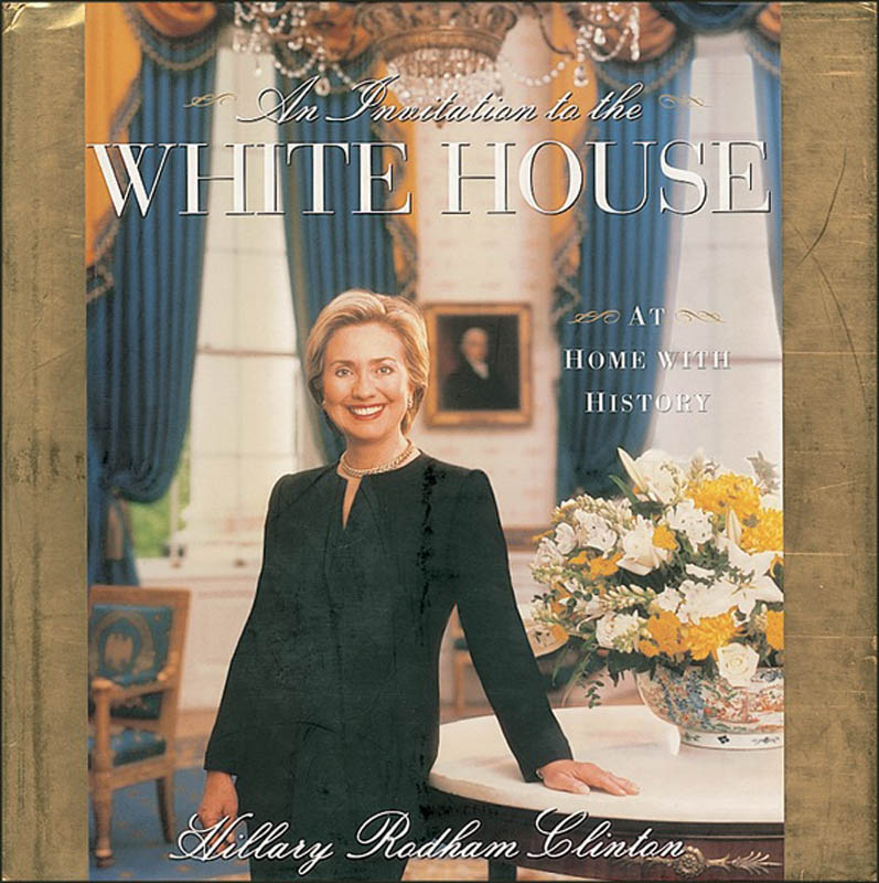 Image 3 for President William J. 'Bill' Clinton - Book Signed co-signed by: First Lady Hillary Rodham Clinton - HFSID 277469