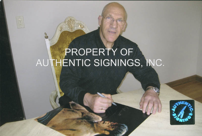 Image 3 for Bruno Sammartino - Autographed Signed Photograph - HFSID 277511