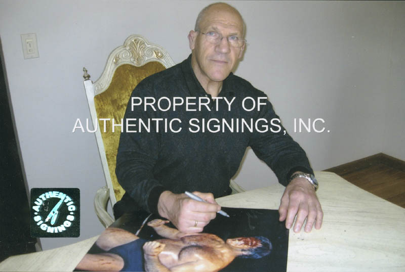 Image 4 for Bruno Sammartino - Autographed Signed Photograph - HFSID 277511