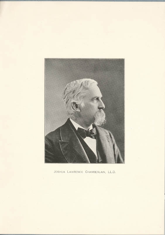 Image 3 for Major General Joshua Lawrence Chamberlain - Collection - HFSID 277583
