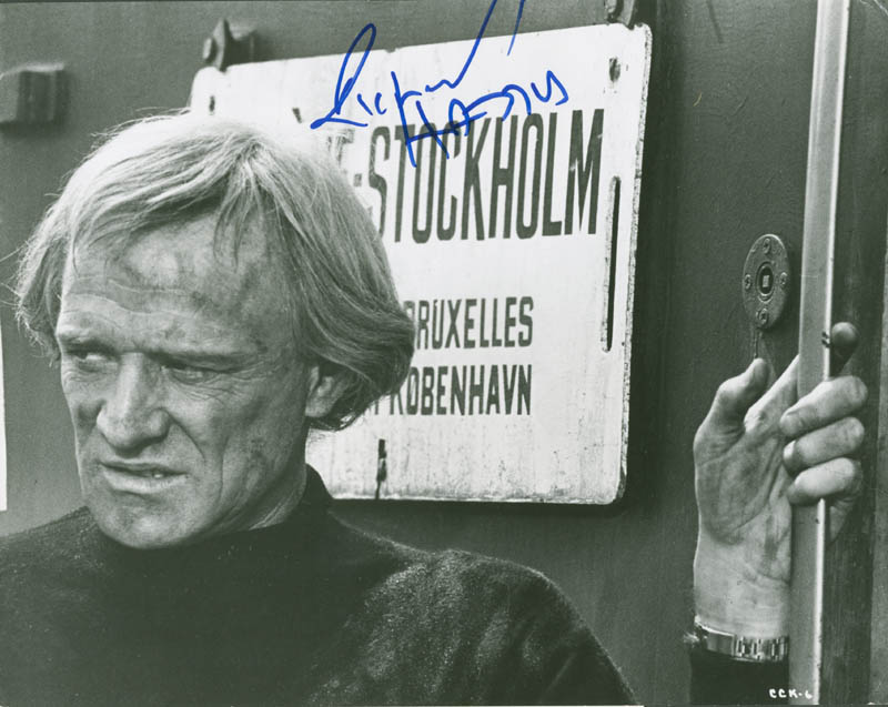 Image 1 for Richard Harris - Autographed Signed Photograph - HFSID 277730