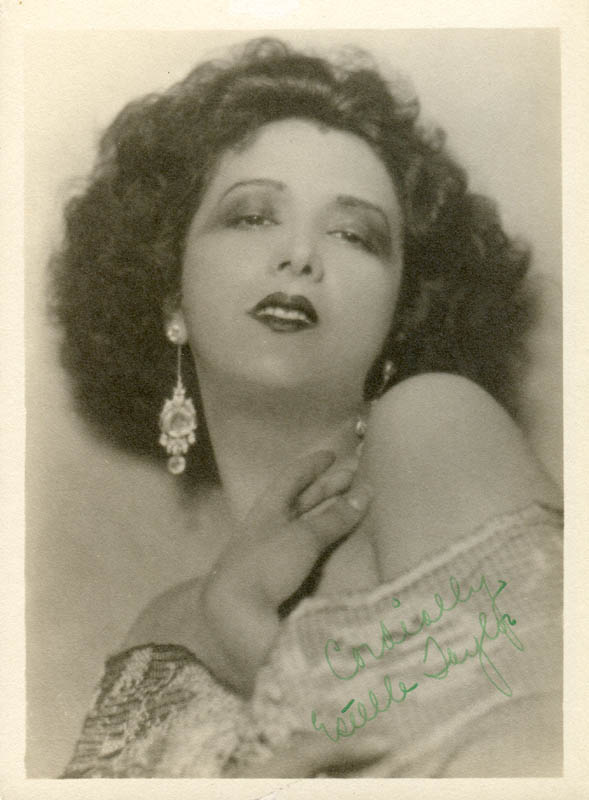 Image 1 for Estelle Taylor - Autographed Signed Photograph - HFSID 277797