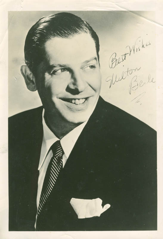Image 1 for Milton Berle - Autographed Signed Photograph - HFSID 277835