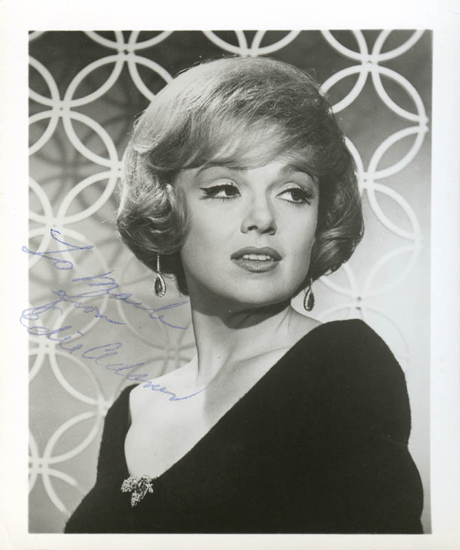 Image 1 for Edie Adams - Autographed Inscribed Photograph - HFSID 277863