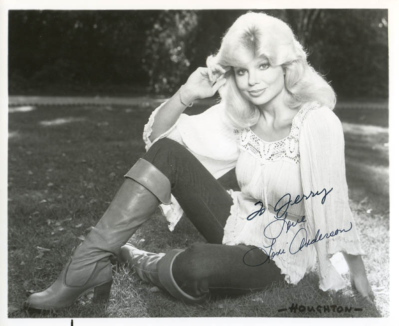 Loni Anderson country gold