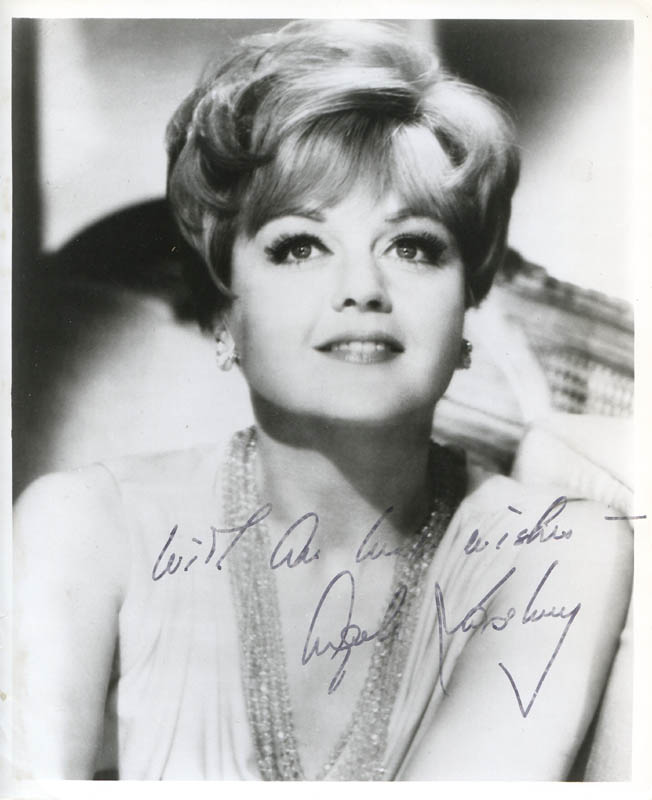 Image 1 for Angela Lansbury - Autographed Signed Photograph - HFSID 278068