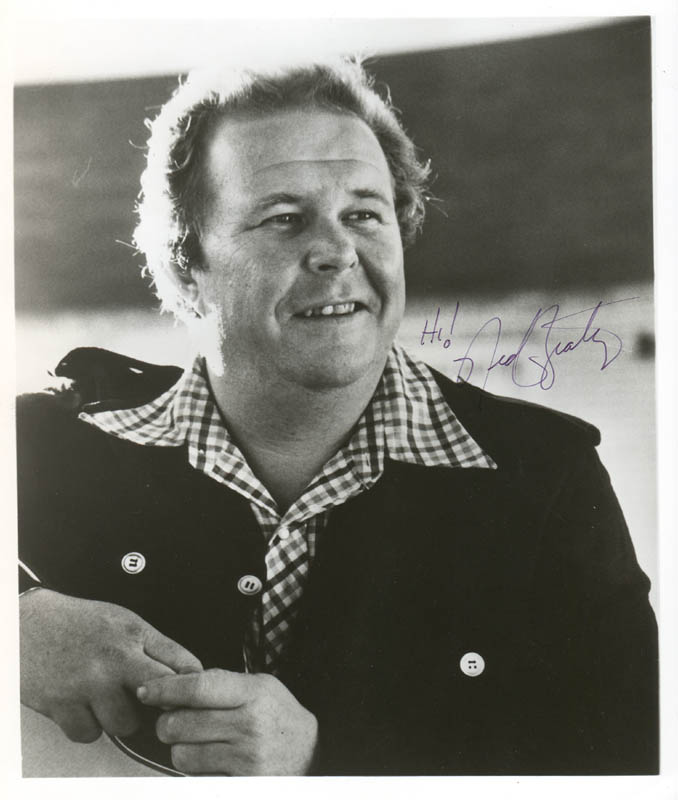 Image 1 for Ned Beatty - Autographed Signed Photograph - HFSID 278080