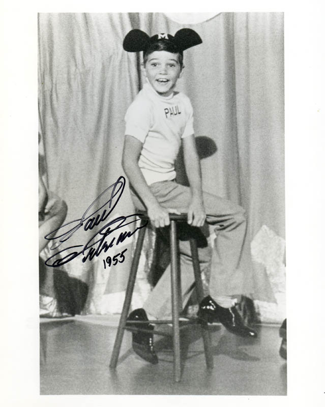 Image 1 for Paul Peterson - Autographed Signed Photograph - HFSID 278081