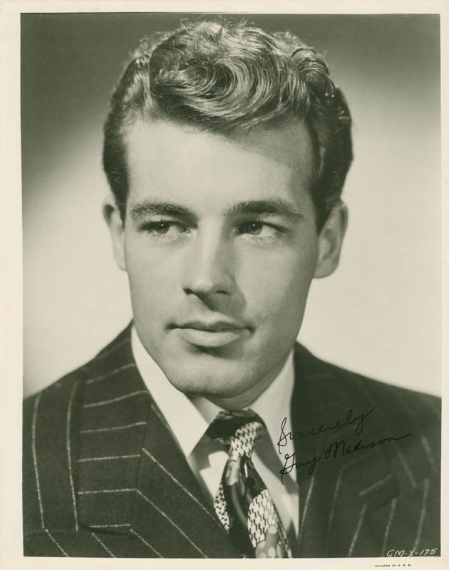 guy madison the command