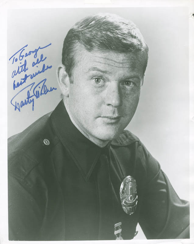 Image 1 for Martin Milner - Autographed Inscribed Photograph - HFSID 278241