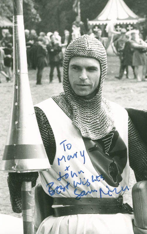Image 1 for Sam Neill - Autographed Inscribed Photograph - HFSID 278405