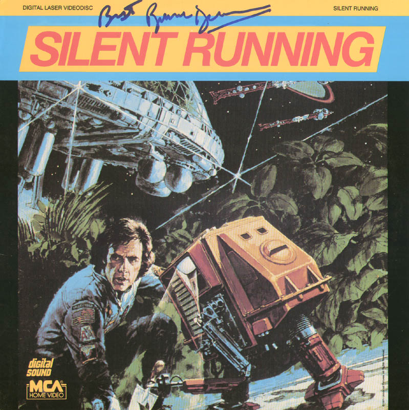 Image 1 for Bruce Dern - Laser Media Cover Signed - HFSID 278773