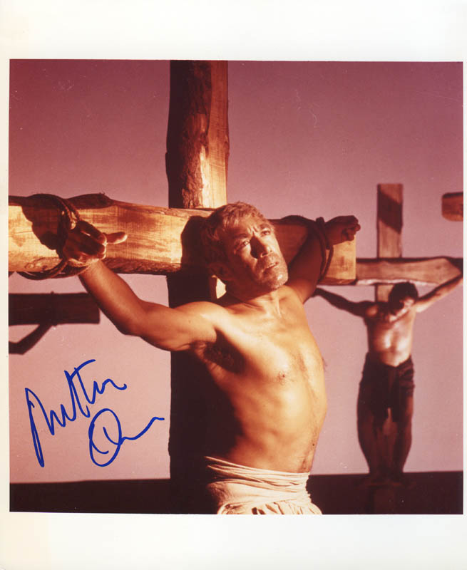 Image 1 for Anthony Quinn - Autographed Signed Photograph - HFSID 278805