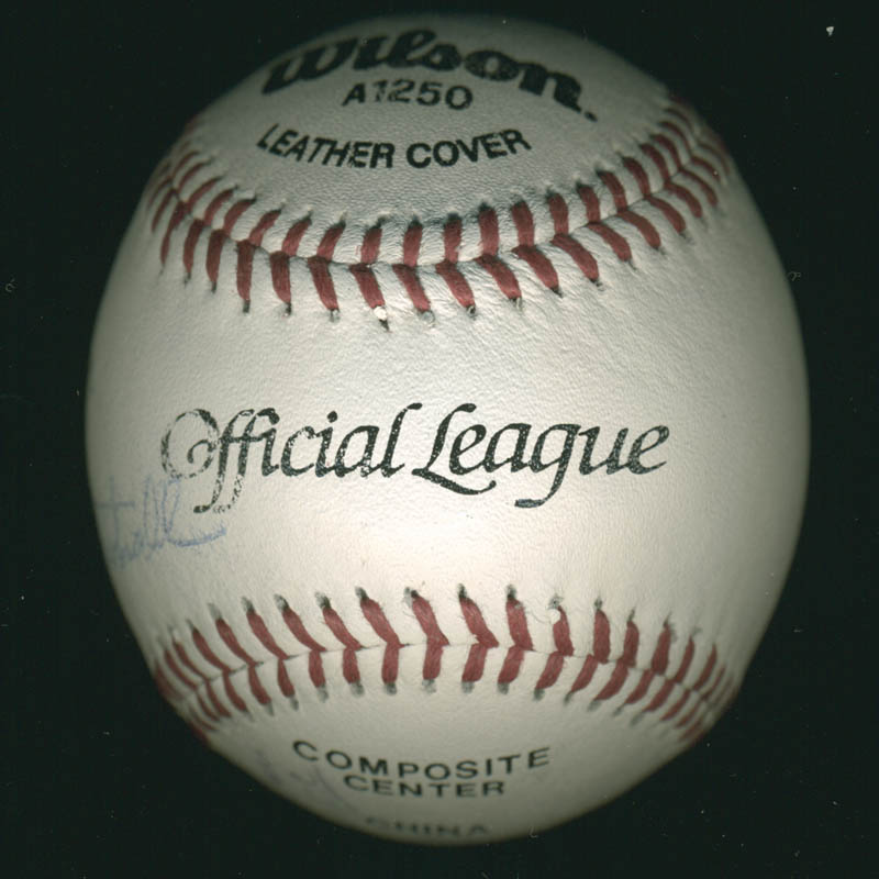 Image 5 for The Odd Couple TV Cast - Autographed Signed Baseball 01/19/1997 co-signed by: Neil 'Doc' Simon, Garry Marshall, Jack Klugman, Tony Randall - HFSID 278896