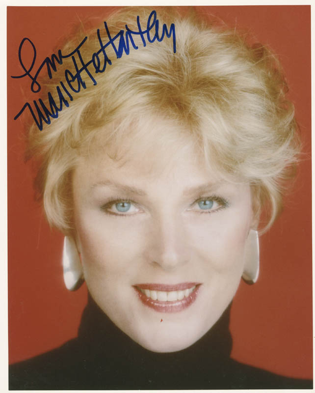 Image 1 for Mariette Hartley - Autographed Signed Photograph - HFSID 279015