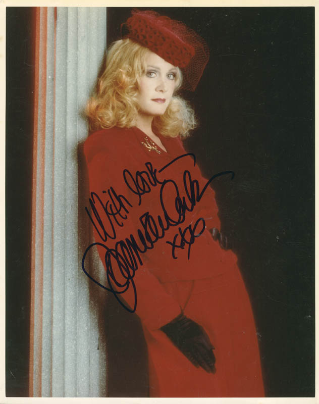 Image 1 for Joan Van Ark - Autographed Signed Photograph - HFSID 279036