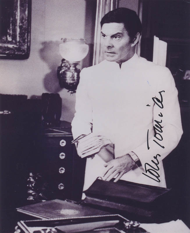 Image 1 for Louis Jourdan - Autographed Signed Photograph - HFSID 279068
