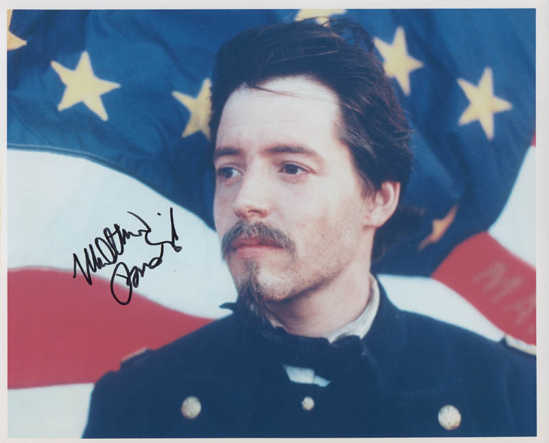 Image 1 for Matthew Broderick - Autographed Signed Photograph - HFSID 279081