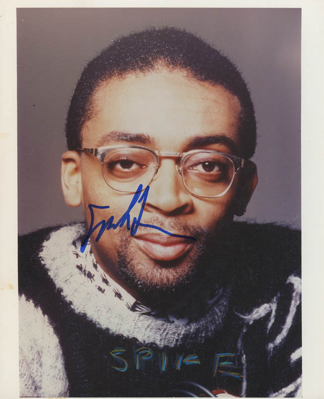 Image 1 for Spike Lee - Autographed Signed Photograph - HFSID 279087