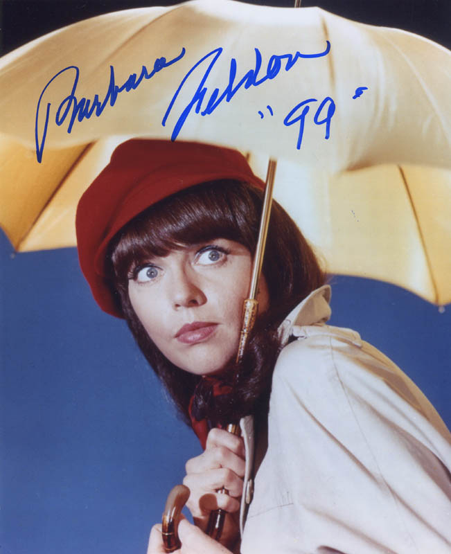 Image 1 for Barbara Feldon - Autographed Signed Photograph - HFSID 279285