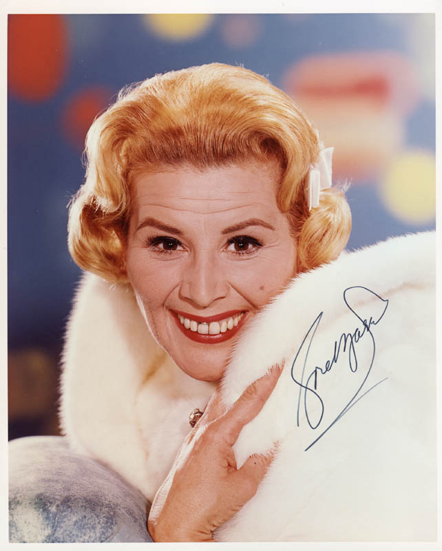 Image 1 for Rose Marie - Autographed Signed Photograph - HFSID 279286
