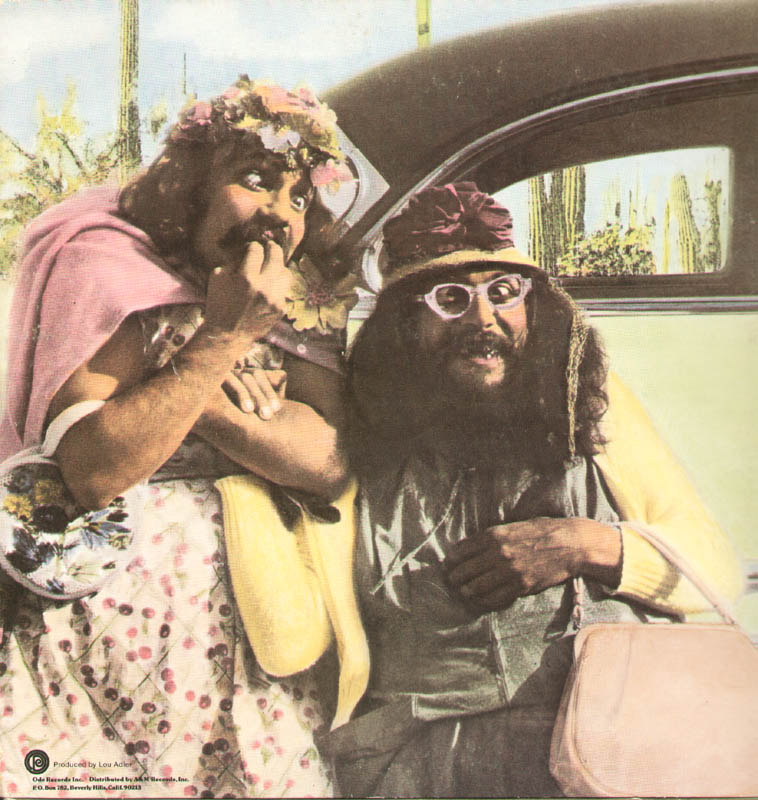 Image 4 for Cheech & Chong (Cheech Marin) - Record Album Cover Signed co-signed by: Cheech & Chong (Tommy Chong) - HFSID 279425