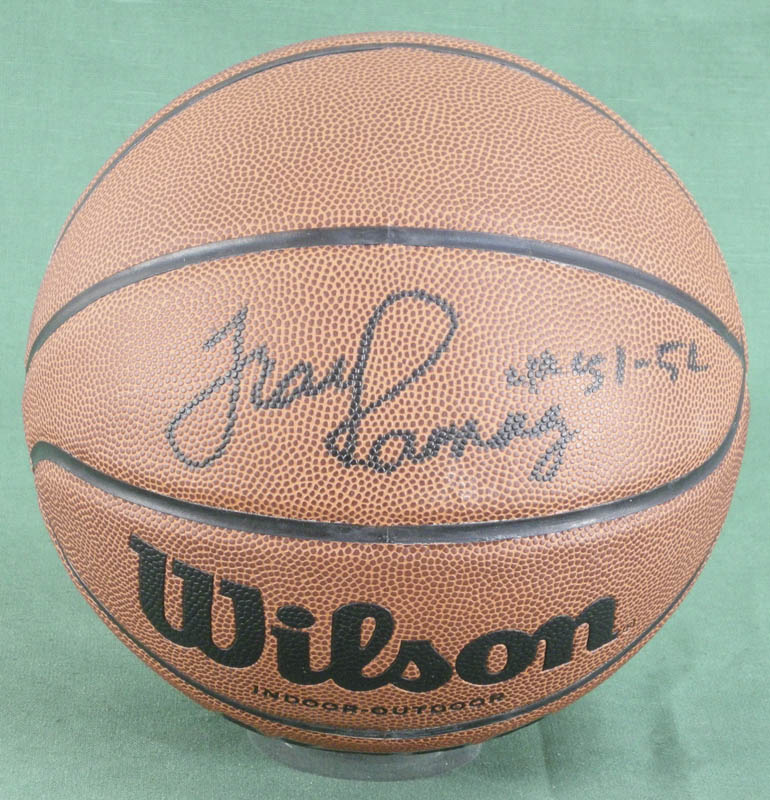 Image 1 for Frank Ramsey - Basketball Signed - HFSID 279487