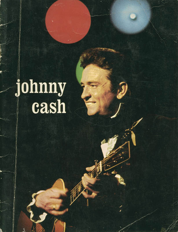 Image 3 for Johnny Cash - Program Signed co-signed by: June Carter Cash - HFSID 279542