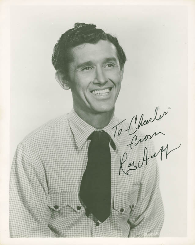 Image 1 for Roy Acuff - Autographed Inscribed Photograph - HFSID 280105