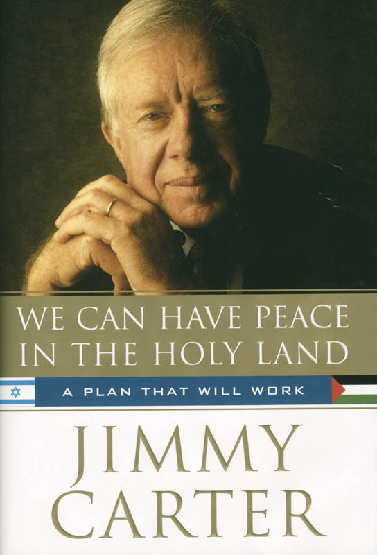 Image 3 for President James E. 'Jimmy' Carter - Book Signed - HFSID 280138