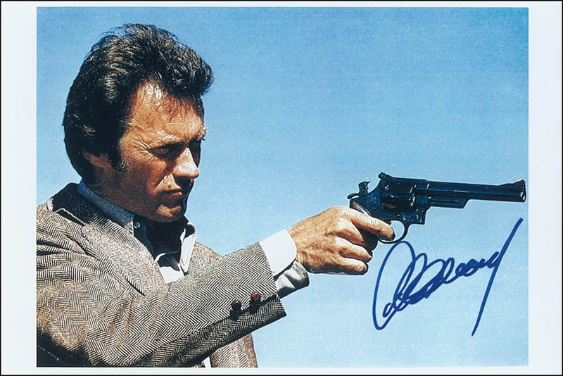 Image 1 for Clint Eastwood - Autographed Signed Photograph - HFSID 280172