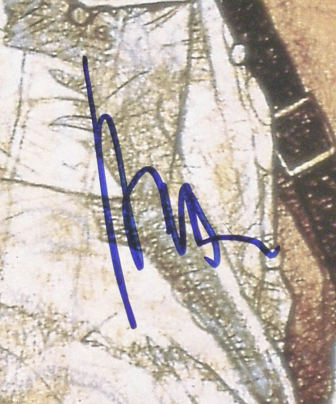 Image 3 for Harrison Ford - Autographed Signed Poster - HFSID 280234