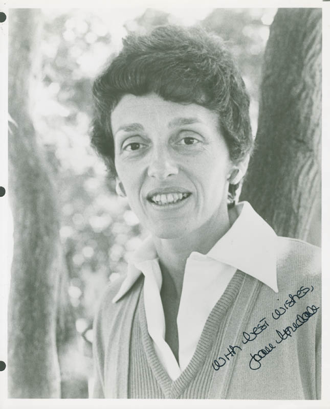 Image 1 for Joan (Mrs. Walter) Mondale - Autographed Signed Photograph - HFSID 280634
