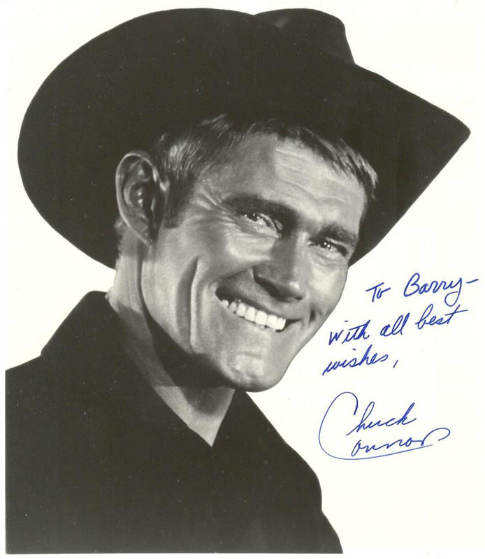chuck connors the rifleman